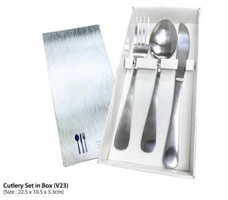 Cutlery Set in Box (V23)