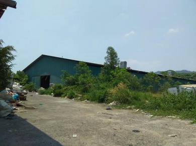 Kuantan Land With Warehouse 6.9 acre For Sale