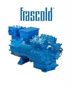 Frascold Compressor Semi Hermertic Malaysia