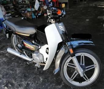 Ipoh, Honda EX5 Year 2003 (97cc)