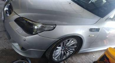 BMW E60 M5 aksesori