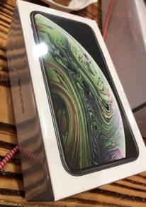 Baru iPhone XS 256GB. Harge 16OO sajaa