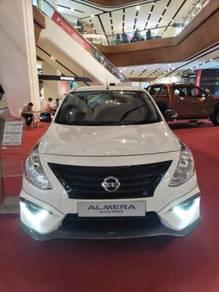 New Nissan Almera for sale