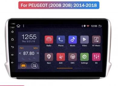 Peugeot 2008 208 Android Player 2GB Ram