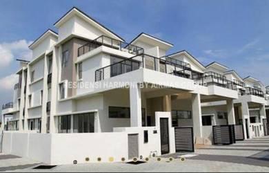 Residensi Harmoni - Bukit Mertajam, 3 storey Semi-D,