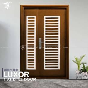 1&1/2 Door Security Door Zone 1 Delivery