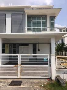 WTS : Double Storey Cluster Link Semi D Intermediate, Bandar Saujana