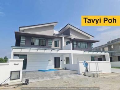 New Project Double Biggest Semi D Alma Bukit Mertajam Desa Impian