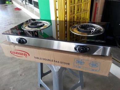 Dapur Gas Kaca Dawa GC-609G