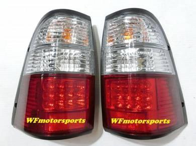 Isuzu Rodeo TFR SL Pickup Rear Tail Lamp Light LED