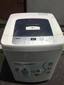 Auto LG Washing Machine Mesin 8.5kg Basuh Washer