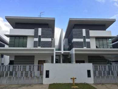 Double Storey Semi D, Setia Eco Garden Parco Eco Villa, Gelang Patah
