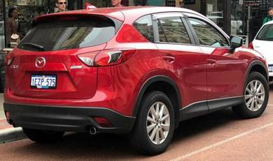 Mazda CX-5 Power tailagte Electric tailgate