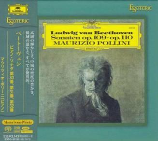Beethoven Piano Sonatas Nos. 30, 31 & 32 Hybrid St