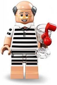 LEGO 71020 The Batman Movie Vacation Alfred