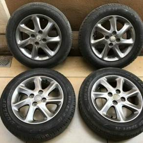 Original Sportrim Myvi SE 1.5 with Tyre