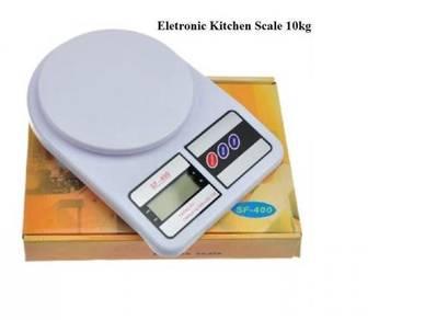 10kg Kitchen Scale Penimbang Dapur Elektronik
