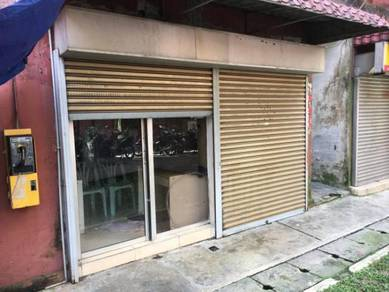 Taman Desa, Apartment Ground Floor Shop, Good Investment or own use