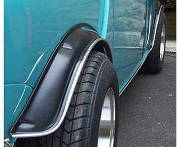 Classic mini part wheel arch mini klasik