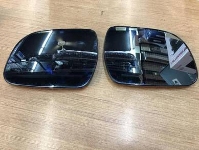 Toyota vellfire alphard original side mirror glass