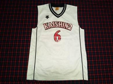 Descente Kaishin2 Basketball Jersey M (Kod JC3528)