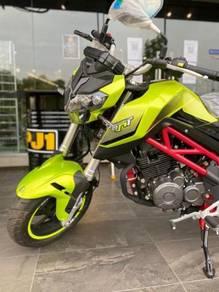 Benelli tnt135 fun bike offer raya dp rendah