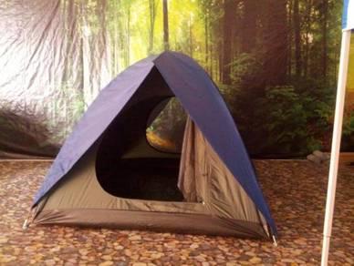 Camping Tent 4 Pax Alaska 4P
