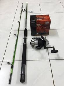 [NEW] Shimano Fishing Rod & Reel ( Combo Set )
