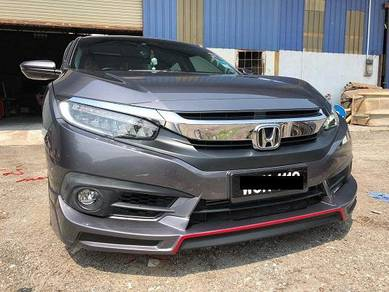 Honda Civic 2016 Mugen RS Bodykit PU