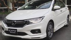 Honda city 2017 MODULO PU WITH SPOILER