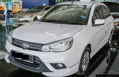 Proton Saga VVT OEM Bodykit PU