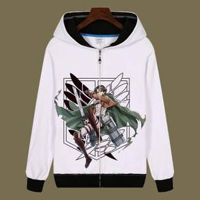 Attack of titan- Levis sweater