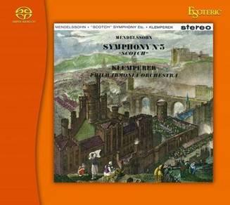 Mendelssohn & Schumann Symphony No. 3