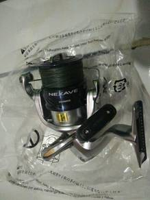 Reel Shimano Nexave C5000HG