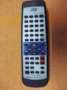 JVC 3 Disc VCD Player Remote Control RM-SXFV555U
