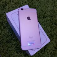 Iphone 6s 64gb rosegolds