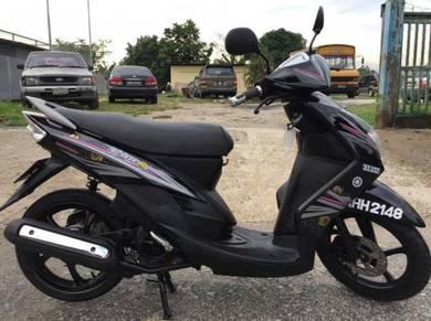 Yamaha Ego S (Eletrick Stater)