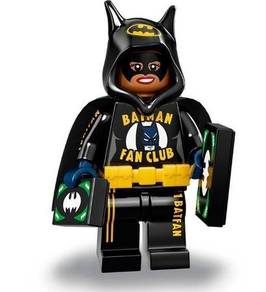 LEGO 71020 The Batman Movie Soccer Mom Batgirl