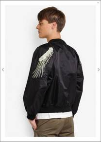 Flesh IMP Wings Bomber Jacket