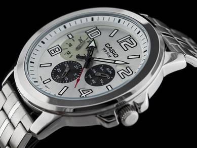 Watch - Casio BIG CASE MTPX300D-7 - ORIGINAL