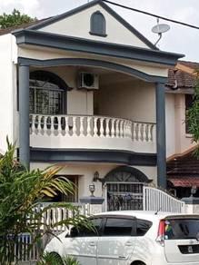 Double Storey Taman Mawar Pasir Gudang Johor Untuk Dijual