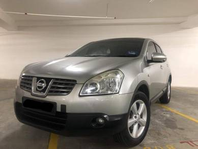 Used Nissan Dualis for sale