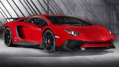 Lamborghini lp700 converted to lp 750 sv style