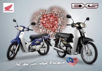 Honda EX5 2020 FI Sport Rim