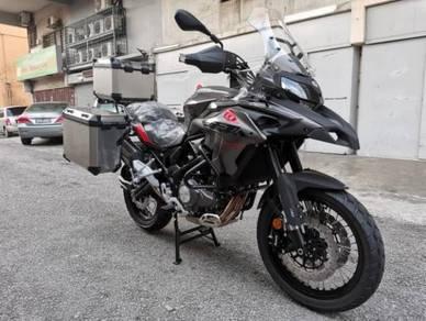 TRK502X Trk 502 X Ready Stok & Free Gift Kaw Kaw