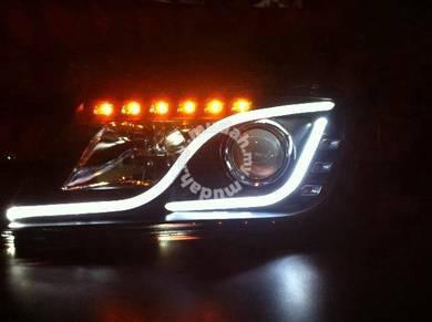 Udi look Projector Head lamp Waja with signal