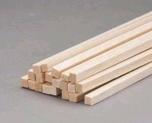 Balsa Stick 1000mm x 15mm x 15mm BS108 (Cut into 2