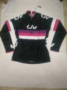 LIV by Giant Long Sleeves - Black Race Day Series