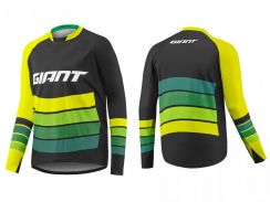 Giant TRANSFER Series Long Sleeves Cycling Jersey