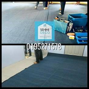 Karpet glue utk pejabat carpet masjid